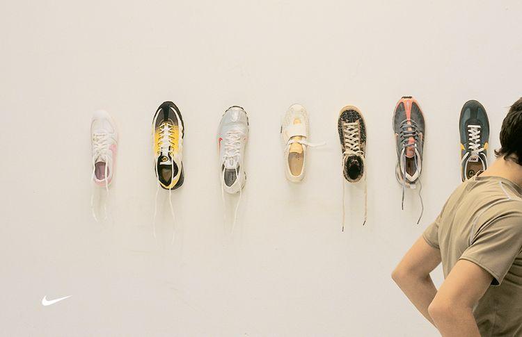 Collateral Nike Joga Bonito With Photographer Mark Borthwick In Play Beautiful Mark Borthwick Beautiful Gucci Mules