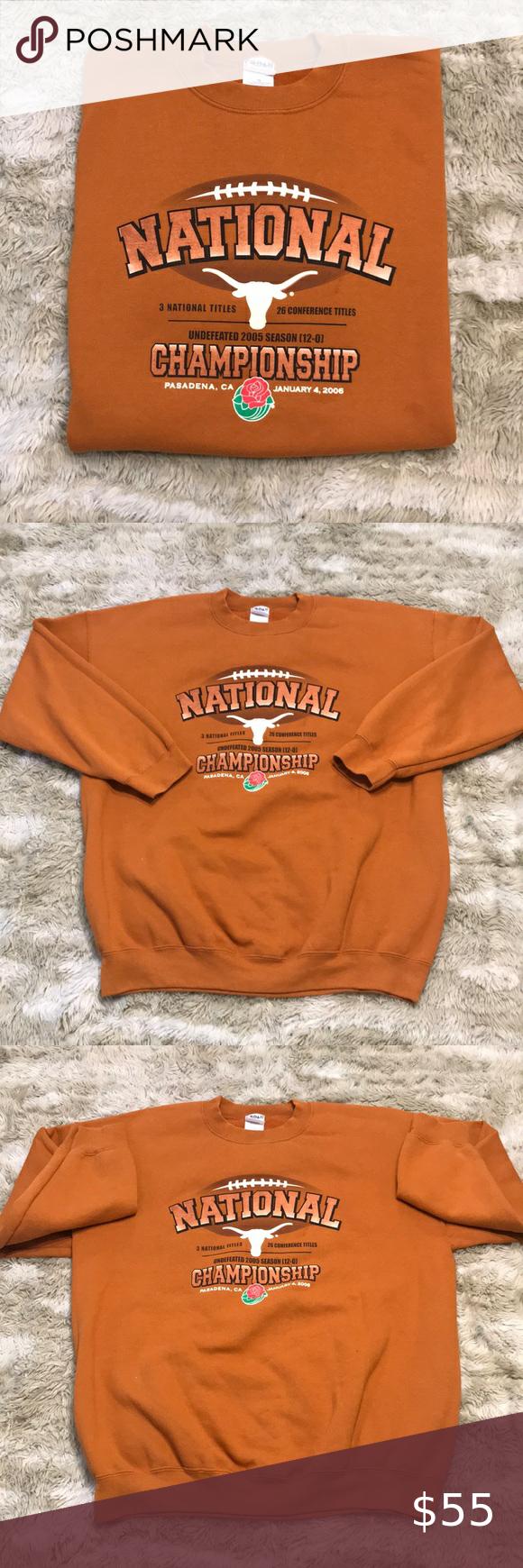 Throwback National Championship Crewneck Ut Longhorns National Championship Sweatshirts [ 1740 x 580 Pixel ]