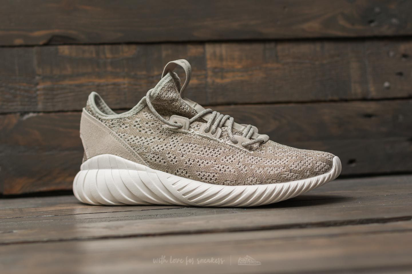 de7224ef7ec62 adidas Tubular Doom Sock Primeknit Sesame  Sesame  Crystal White at a great  price 123 € buy at Footshop