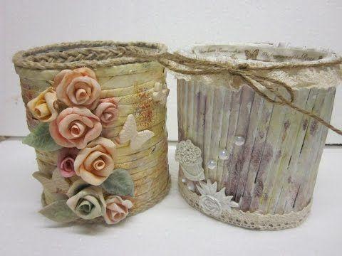Tutorial barattolo in legno shabby chic riciclo creativo con mollette e barattoli diy jar - Finestre in legno fai da te ...