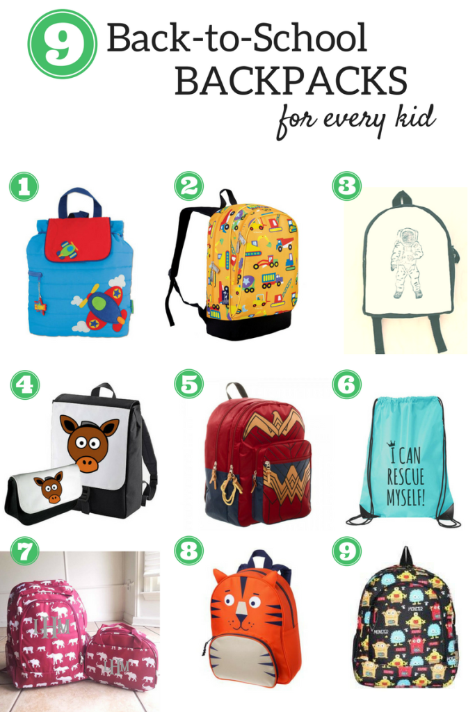 de2214f09a51 Looking for kids  backpacks for back-to-school  Find a great selection of  children s backpacks that all boys and girls will love!
