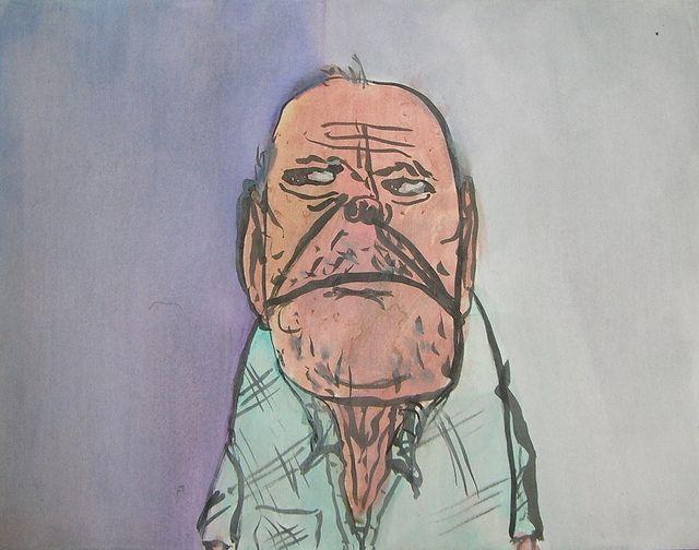pretty grumpy by chris baker