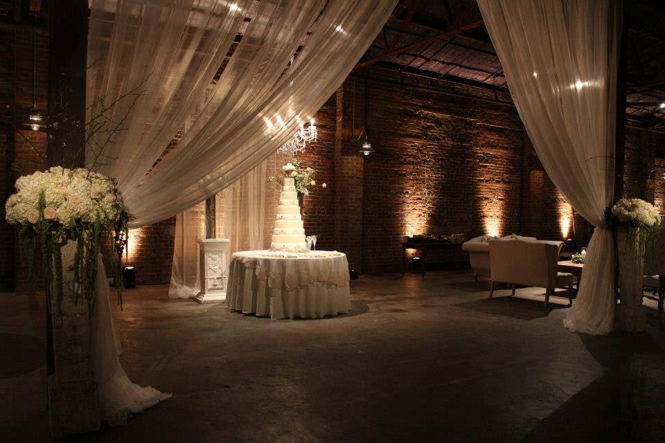 Nice Wedding Warehouse The South Venue Jackson Ms