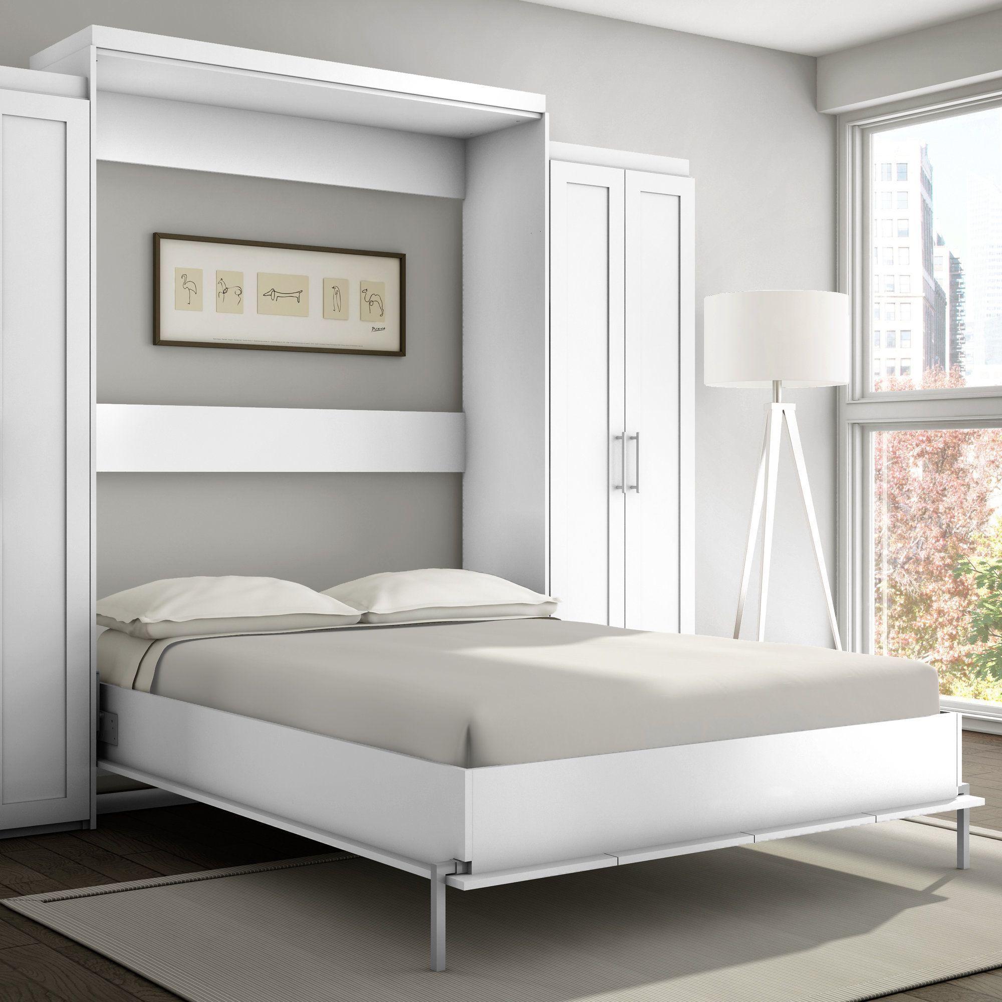 Shaker Murphy Bed Modern murphy beds, Murphy bed plans