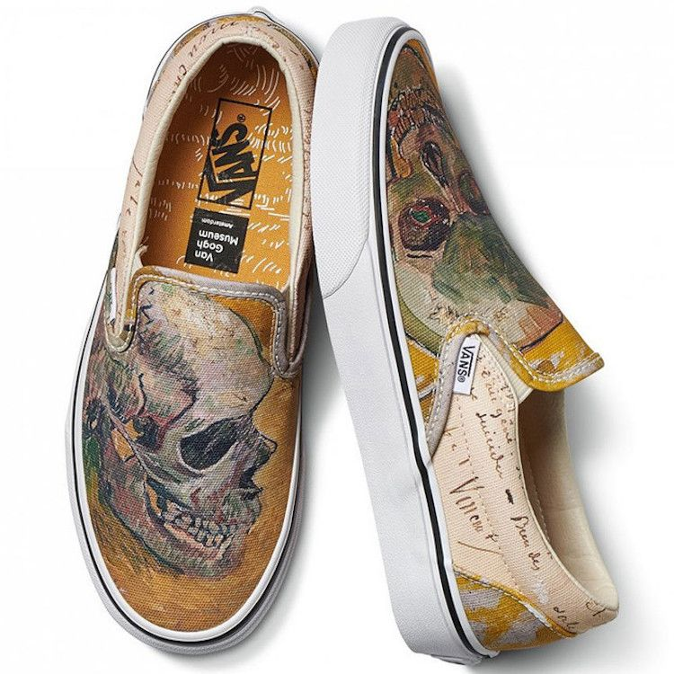 f8a0bc8041 Vans Is Releasing a Van Gogh Fashion Line Inspired by the Iconic ...