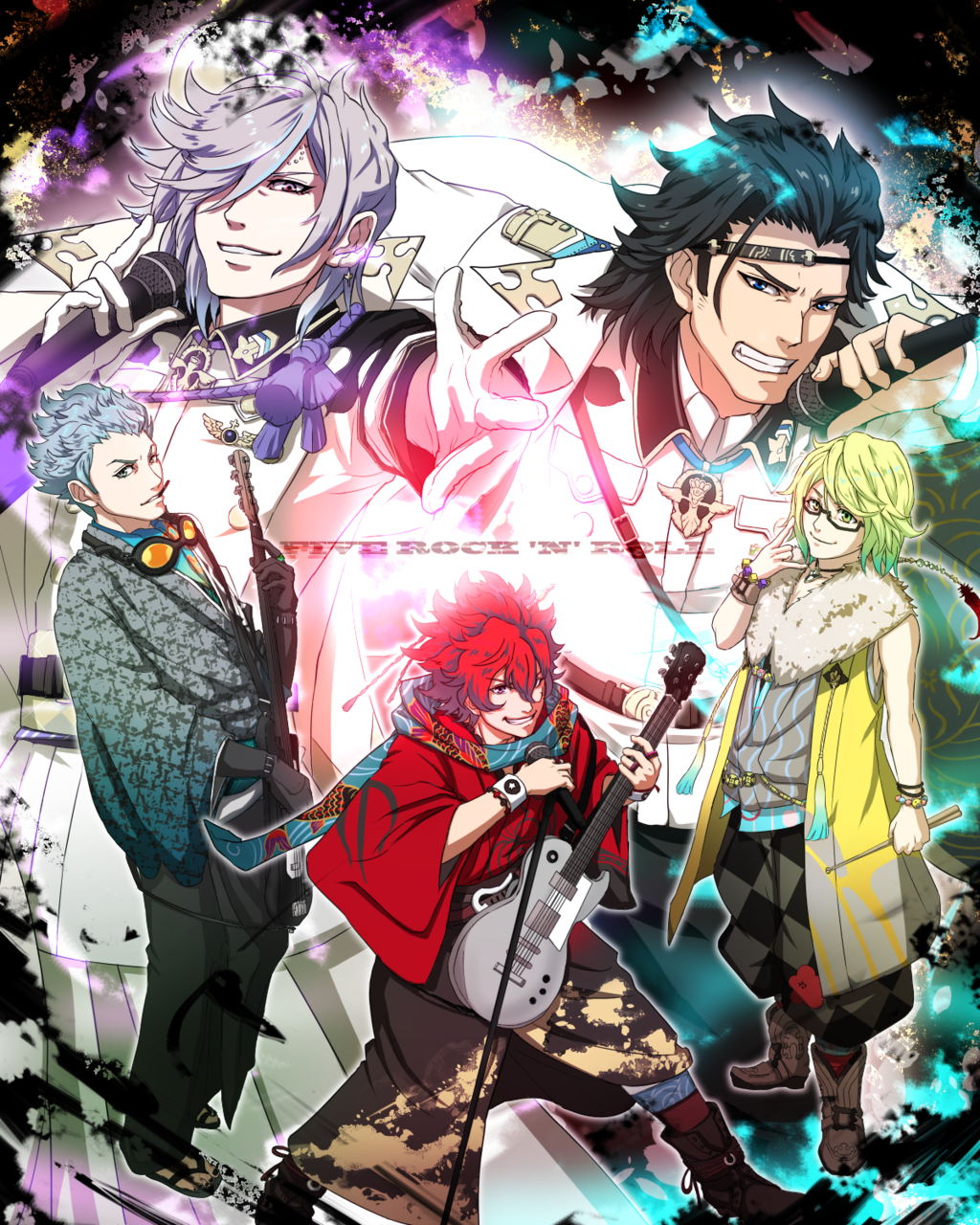 Tenchi S Thoughts Tsubasa Reservoir Chronicles Chapters: Samurai Jam - Bakumatsu Rock
