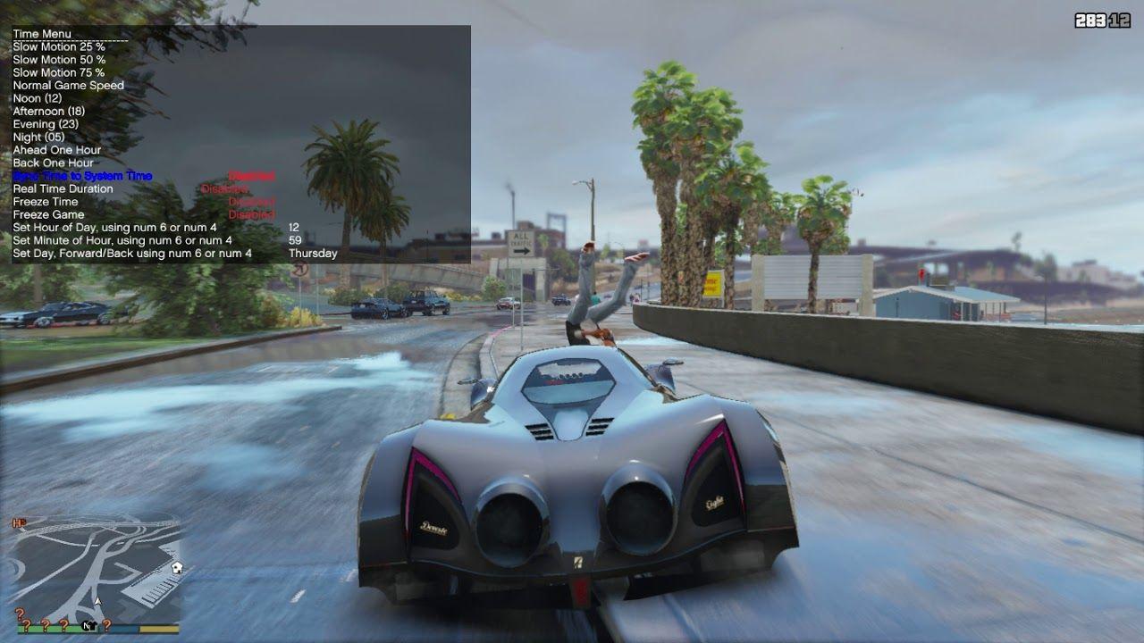 Gta5 Realistic Mod Toy Car Sports Car Racing