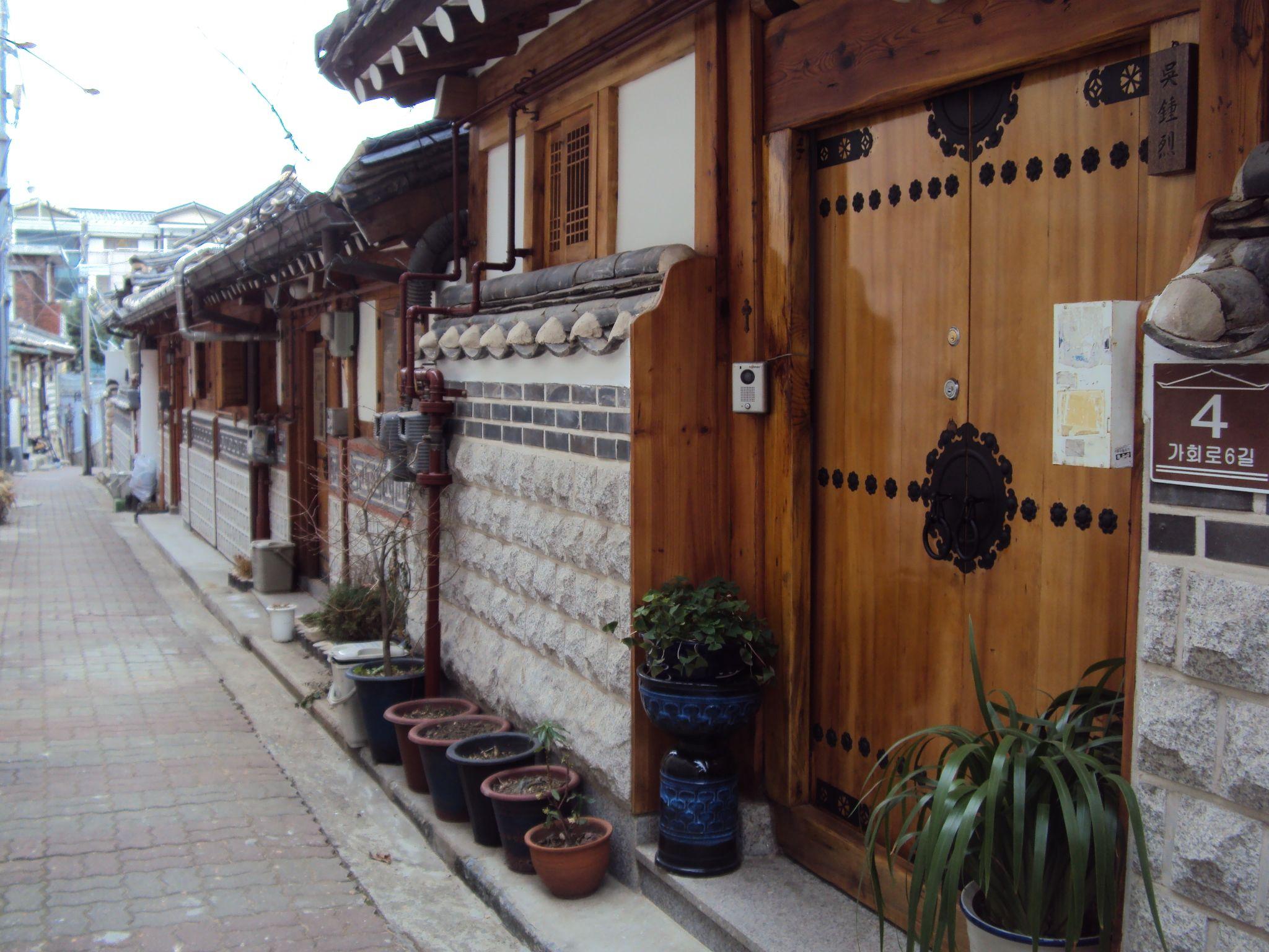Hanok the korean traditional house
