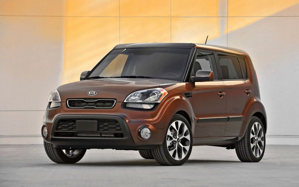 Party Red Rock 2012 Kia Soul Red Rock Special Edition in