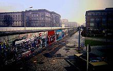 Berliner Mauer Wikipedia Mit Bildern Berliner Mauer Mauer Berlin Hauptstadt