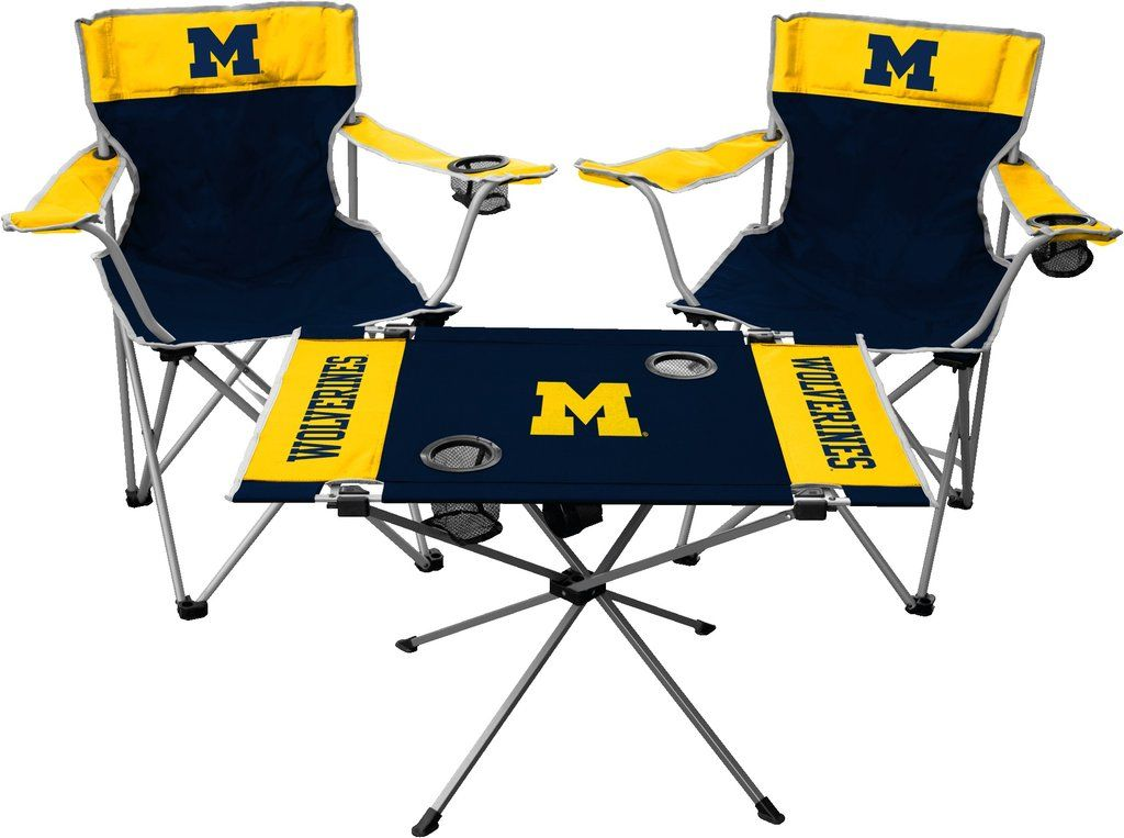 Michigan Wolverines Tailgate Kit