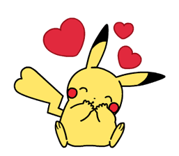 Animated Pokemon Stickers With Images Pokemon Stickers Pikachu