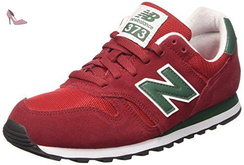 New Balance Ml373smg, Baskets pour femme - rouge - rouge, EU 41.5 ... 751a6811d64e