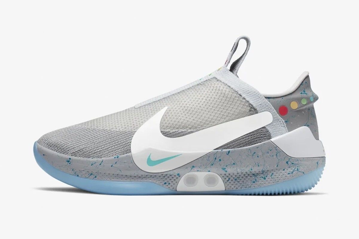 """Nike Adapt BB """"Air Mag"""": When & Where to Buy Today 