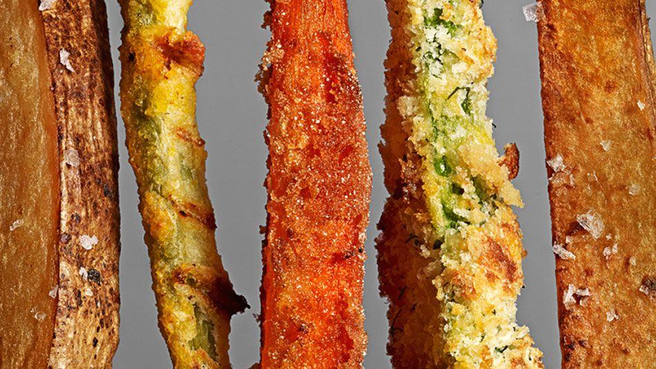 Vegetable fries