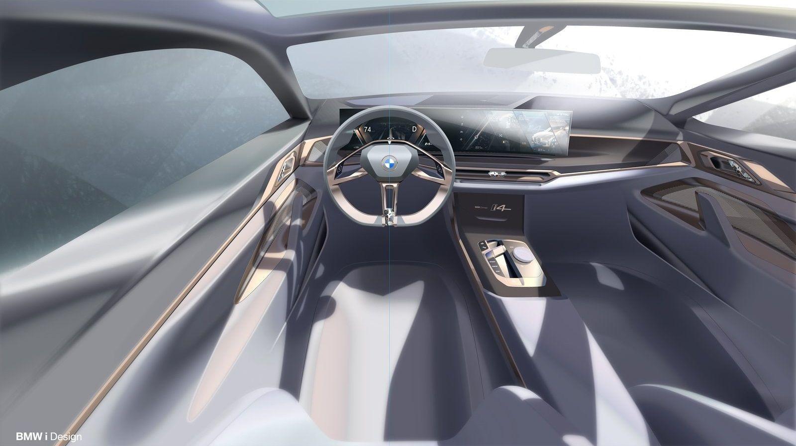 2020 Bmw I4 Concept V 2020 G Avtomobili Mechty Avtomobili