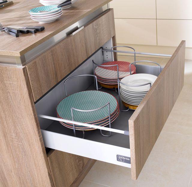 Idées Pour Une Cuisine Maxirangement Cuisine Leroy Merlin - Leroy merlin meuble bas cuisine pour idees de deco de cuisine