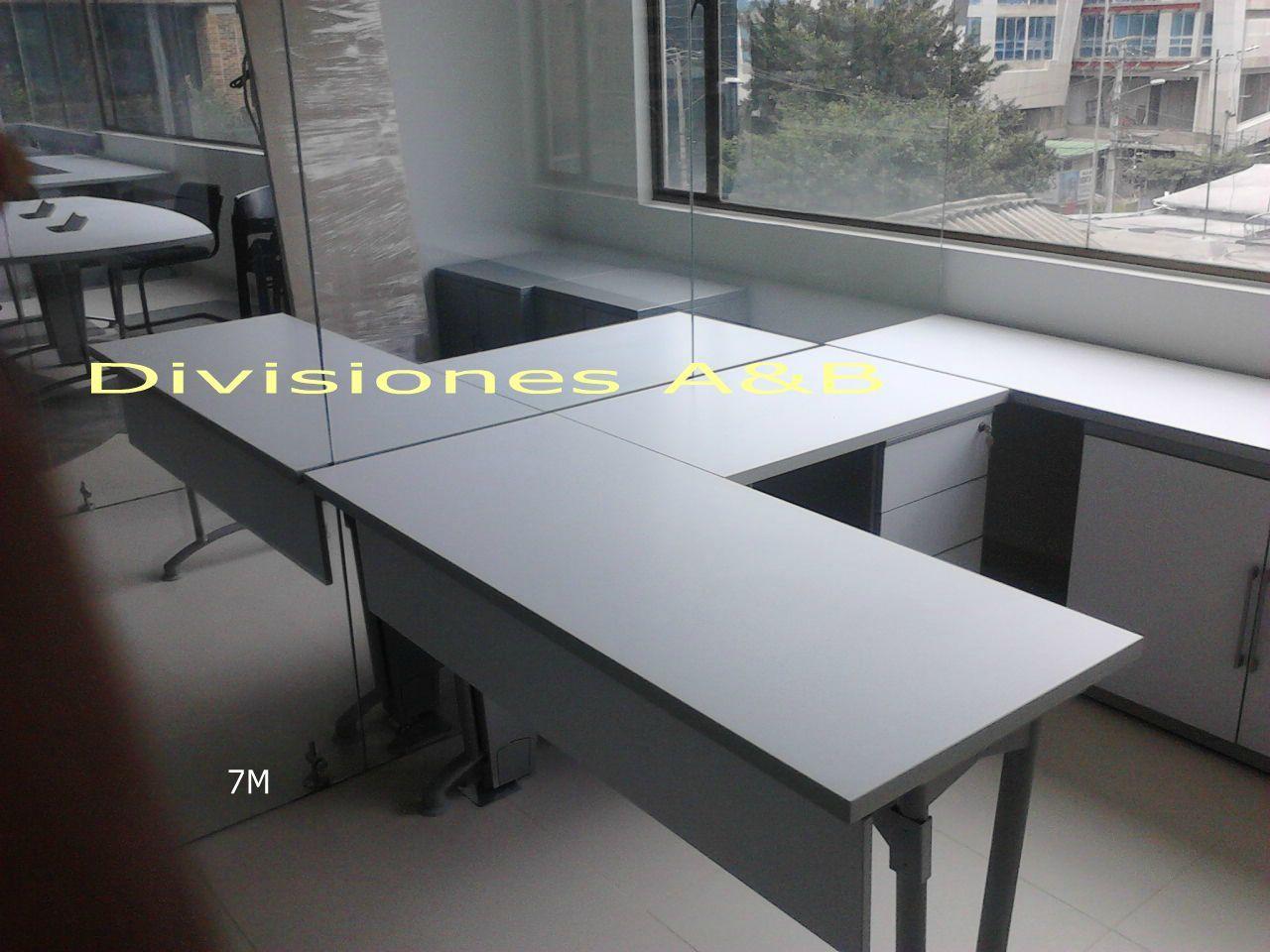 Puestos De Trabajo En Tablex Pizano De 25 M M Enchapados En  # Muebles Pizano Bogota