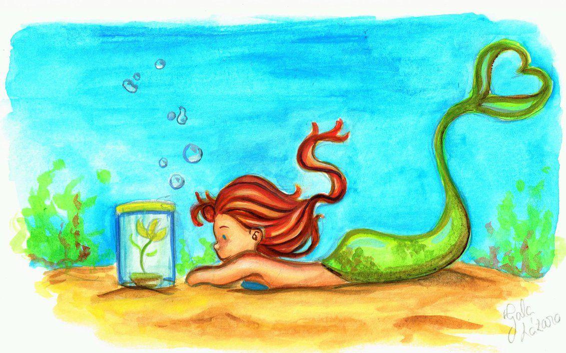 The Little Mermaid by GalaLazaro on deviantART