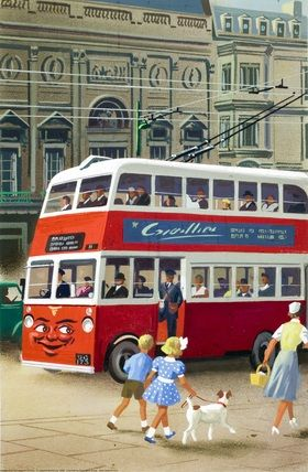 Tootles the Taxi and Other Rhymes: Timbo the Trolley Bus