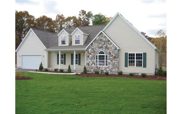 The hartland 2030 is a cape cod modular home floor plan contact db homes today to request a free quote