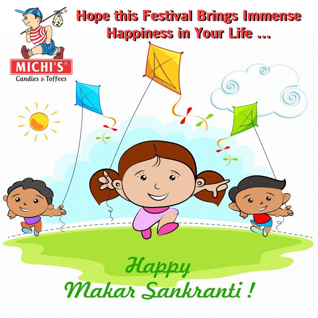 Happy Makar Sankranti! MichisTreats JRJ Kite