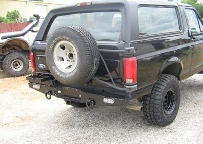 Multicarrier Version 2 Ford Bronco 1978 1996 Ford Bronco Bronco Ford Suv