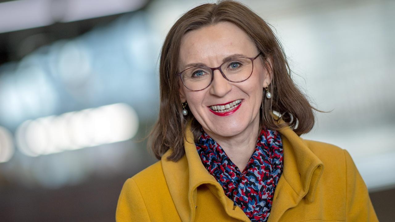 BVGChefin Sigrid Nikutta vor Wechsel zur Deutschen Bahn