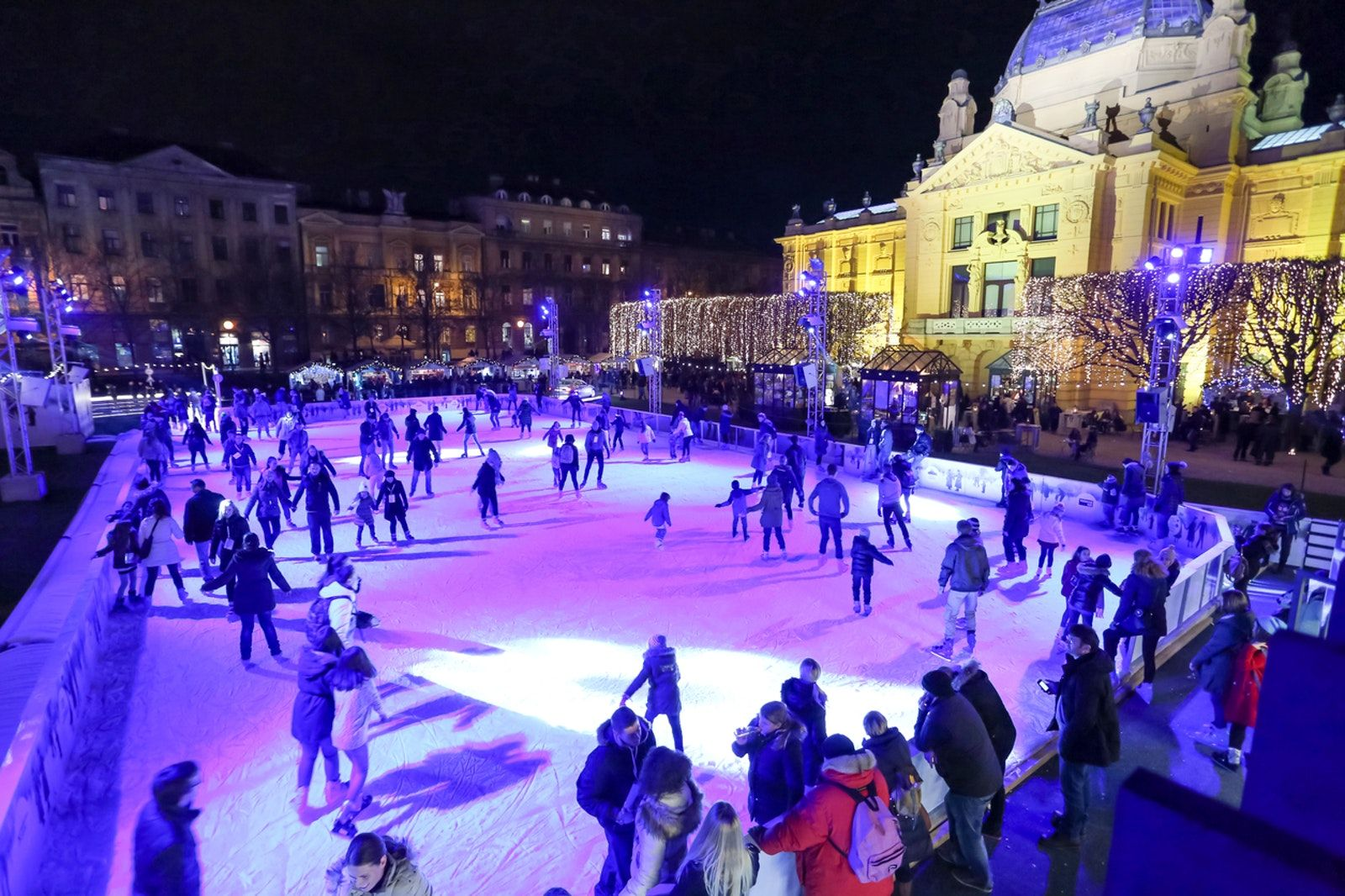 The Best In December Advent In Zagreb Zagreb Christmas Markets Europe Croatia