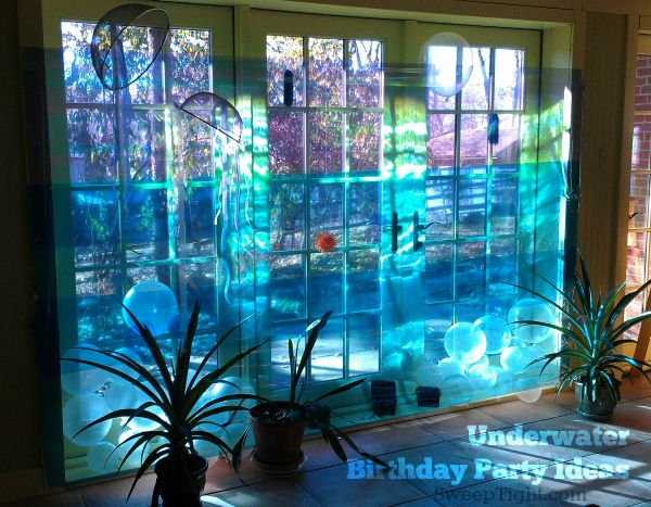 Pinterest also diy underwater birthday party themes rh