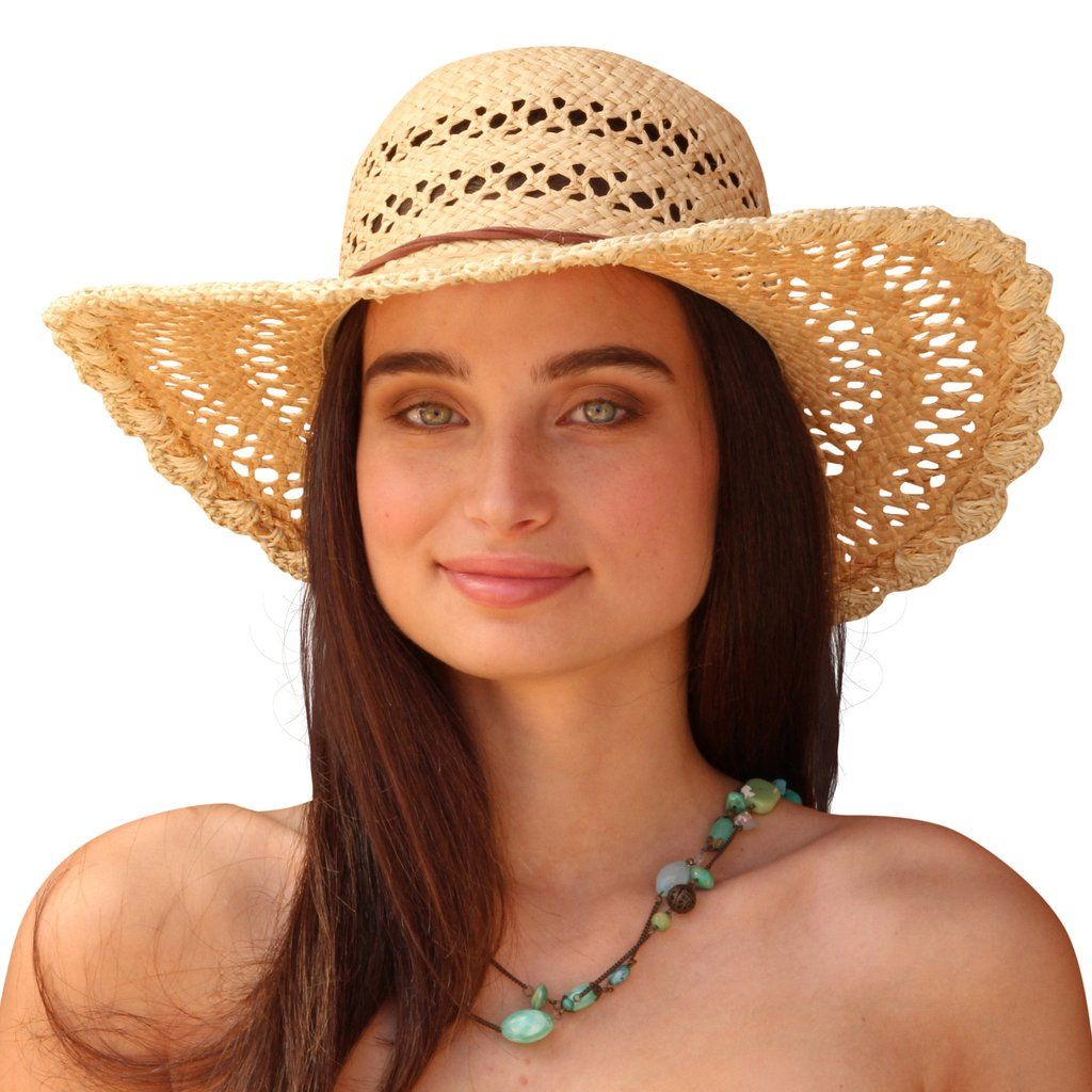 Palms   Sand St. Barts Womens Sun Hat - Ladies Beach Hat  806f6125f