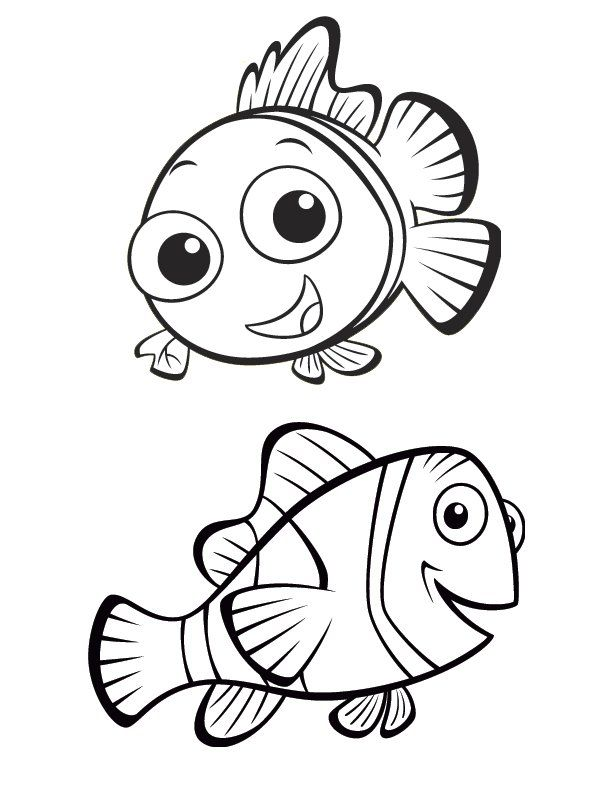 Nemo Coloring Pages 4 Finding Nemo Coloring Pages 5 Finding Nemo Id 75 Credit Http Bit Ly 2kjmffv Coloring Pages Libro De Colores Nemo Dibujo Patrones