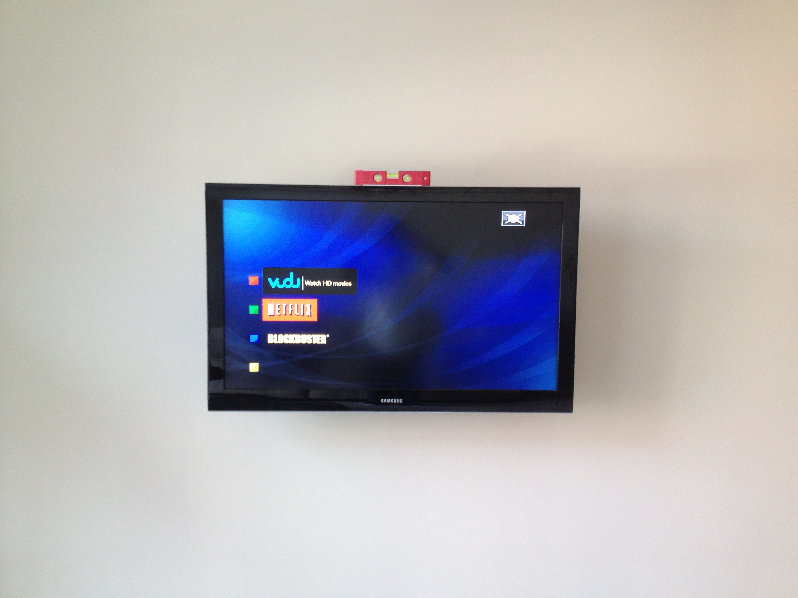 Charlotte Home Theater installation, projector, surround wiring, TV ...