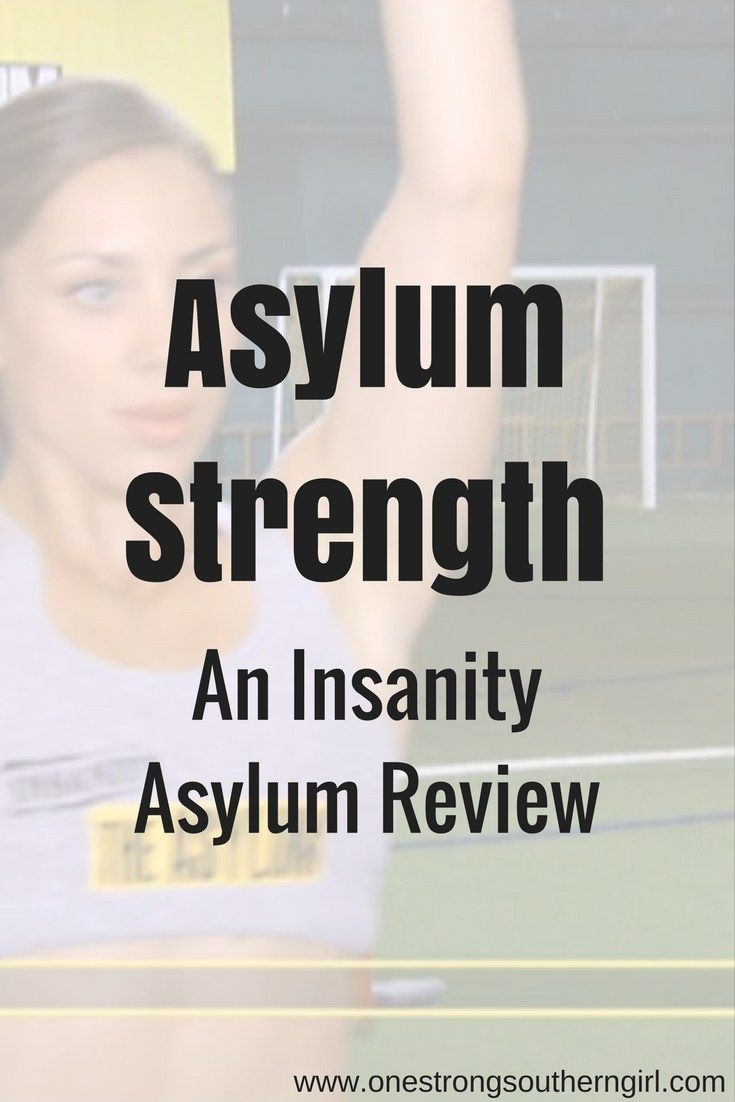 A Review of Insanity The Asylum Strength (with Bands ...