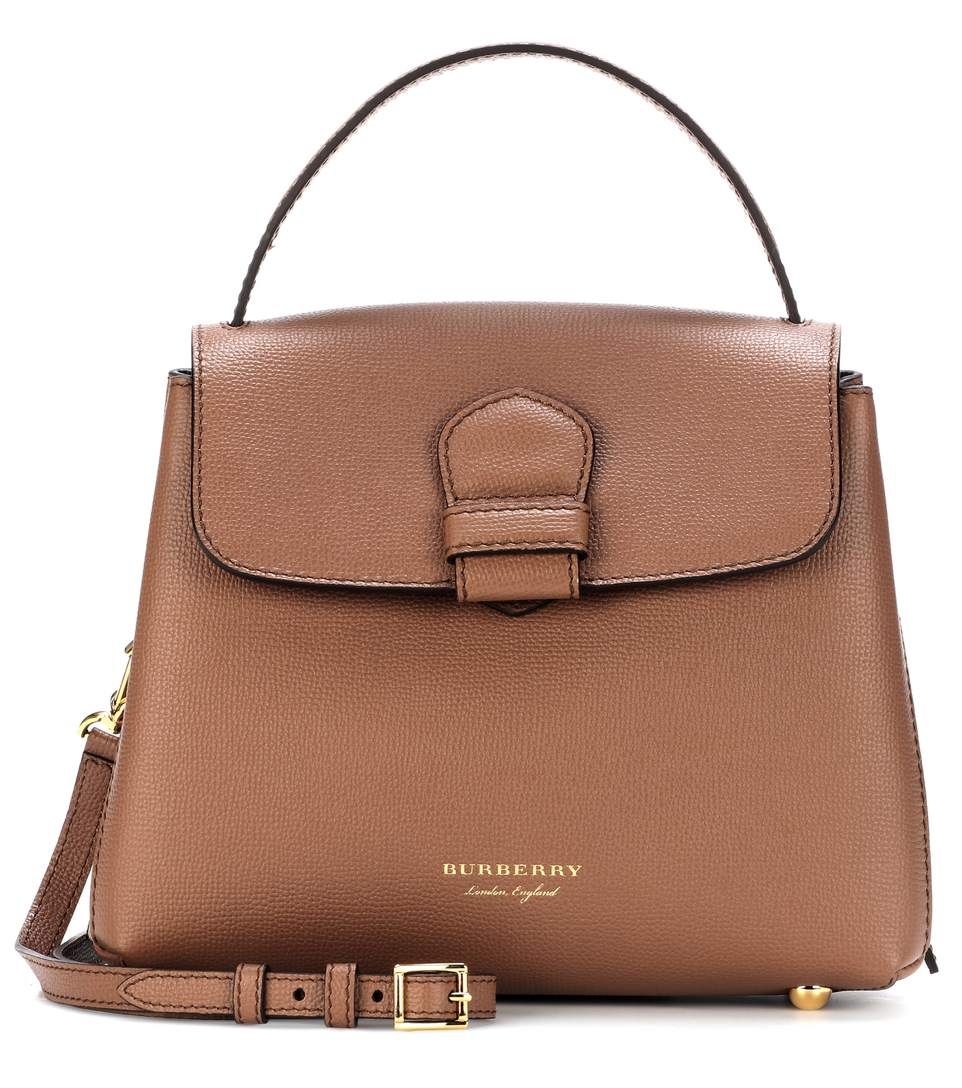 2ab3531be9e3 BURBERRY Camberley Small Leather Tote.  burberry  bags  shoulder bags  hand  bags  leather  tote  lining