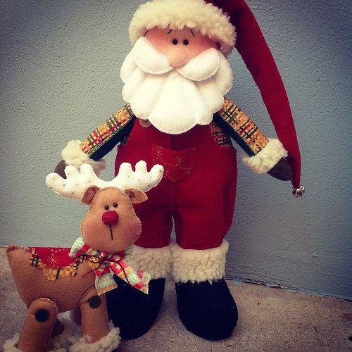Noel e sua rena | Flickr - Photo Sharing!