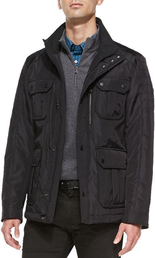 Great Fall Mens Designer Look Hugo Boss Lederjacke Manner Manner Outfit Manner Jacken