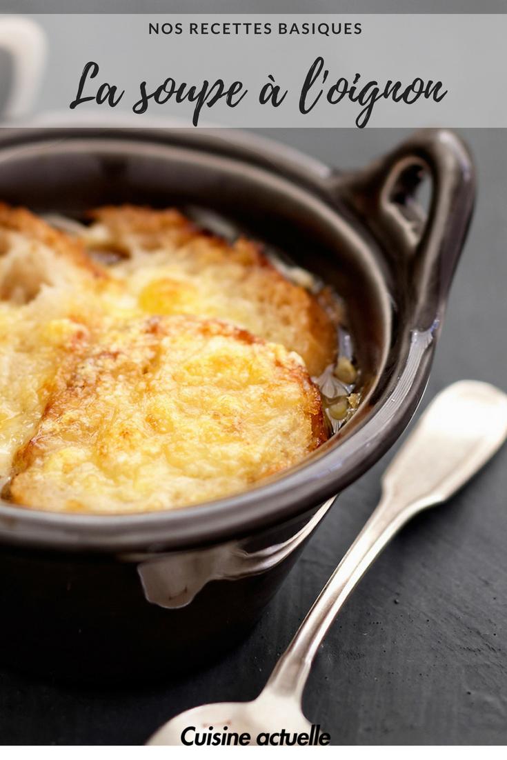 La vraie soupe l 39 oignon recipe la maison recette soupes recettes de cuisine - Soupe a oignon maison ...