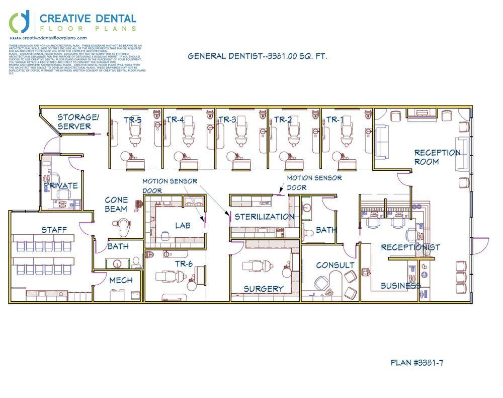 Dental Office Design Plans Elegant D Dental Office Designfloor Plangeneral Dentist Sq Ft With