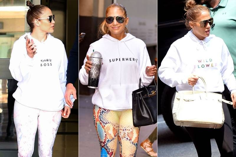 Jennifer lopez cant get enough of these empowering
