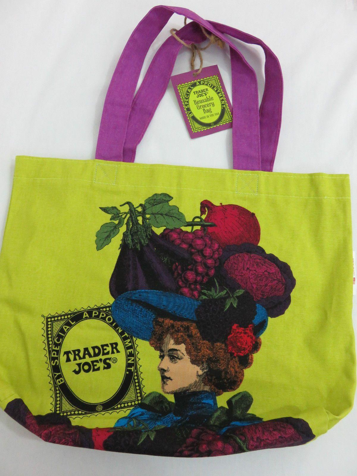 Repurposed Trader Joe\u2019s bag tag earrings California surfer
