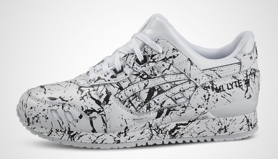 Asics Sculpts The Gel Lyte Iii Out Of Marble Gel Lyte Iii Asics Gel Lyte Iii Asics Gel Lyte
