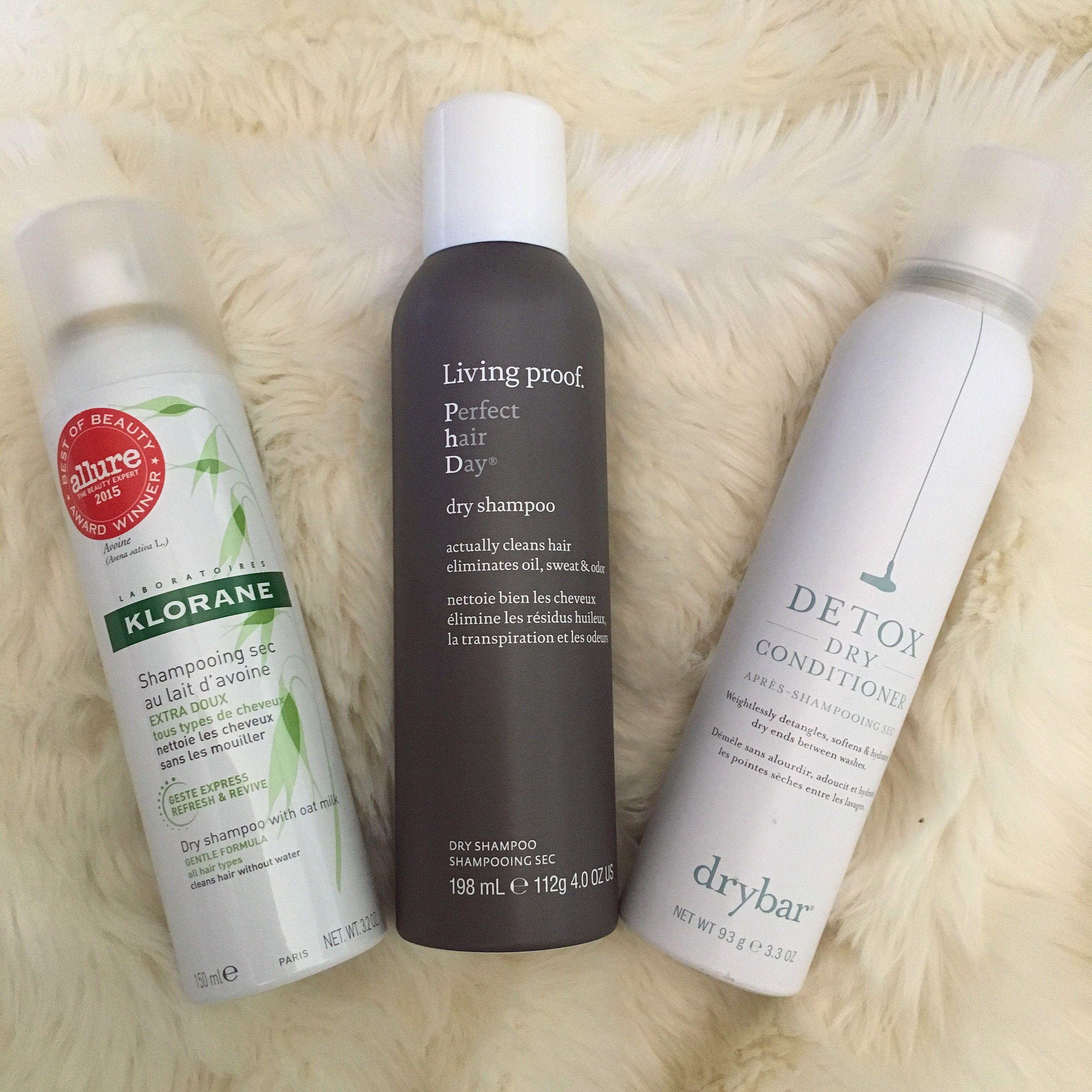 My Favorite Dry Shampoos Dry Shampoo Klorane Dry Shampoo Dry Conditioner