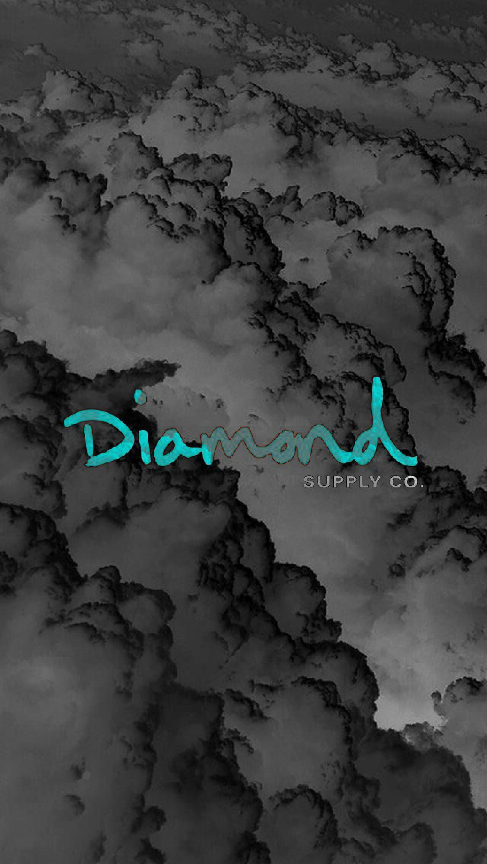 Liftedmiles Xist Diamondsupplyco Diamond Supply Co Wallpaper 1st Original Print Diamonds Diamond Supply Co Wallpaper Diamond Wallpaper Homescreen Wallpaper