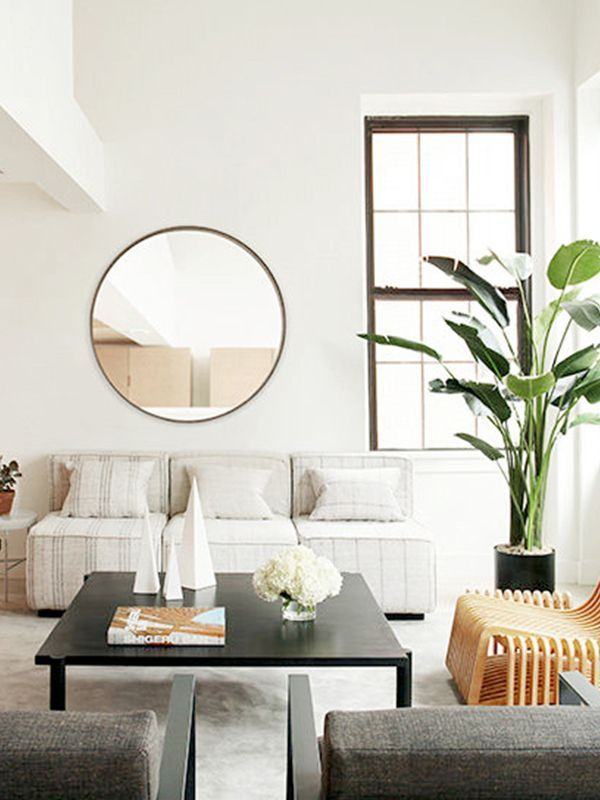 This One Trick Will Make Every Small Room Seem Larger Via @MyDomaine