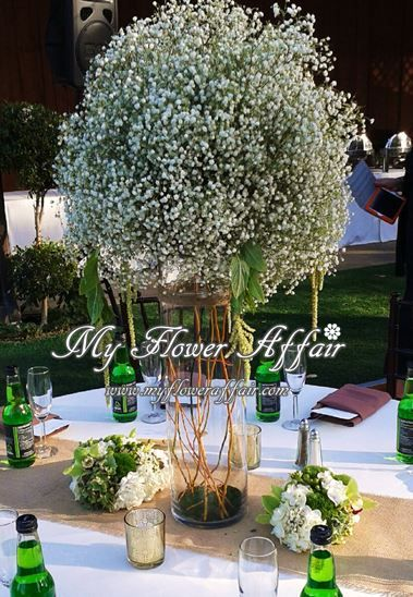 Wedding Flowers And Custom Linens By My Flower Affair Www Myfloweraffair Com Wedding Flowers Wedding Decor We Wedding Flowers Modern Wedding Flowers Country Wedding Flowers