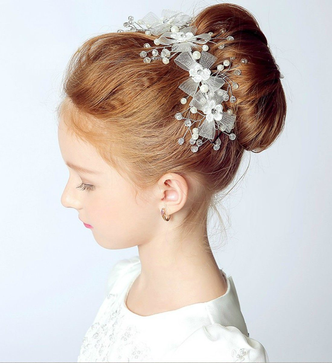 Flower Hair Accessory  Flower hair Hair accessories and Flower