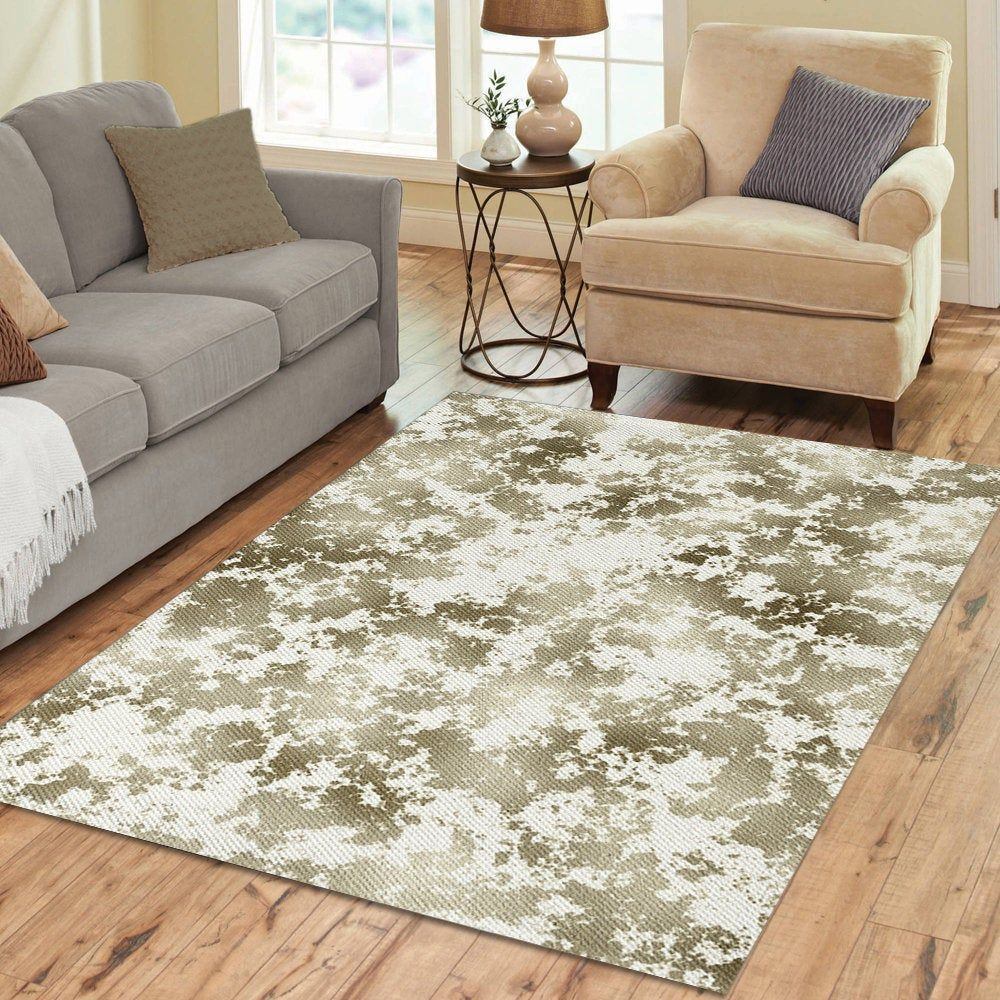 10 Best Olive Green Living Room Rug