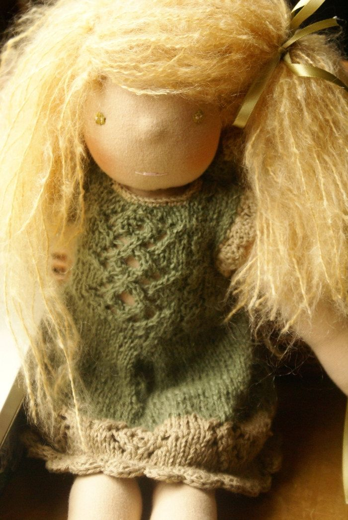 Knitted Waldorf Doll Pattern Gallery - knitting patterns free download