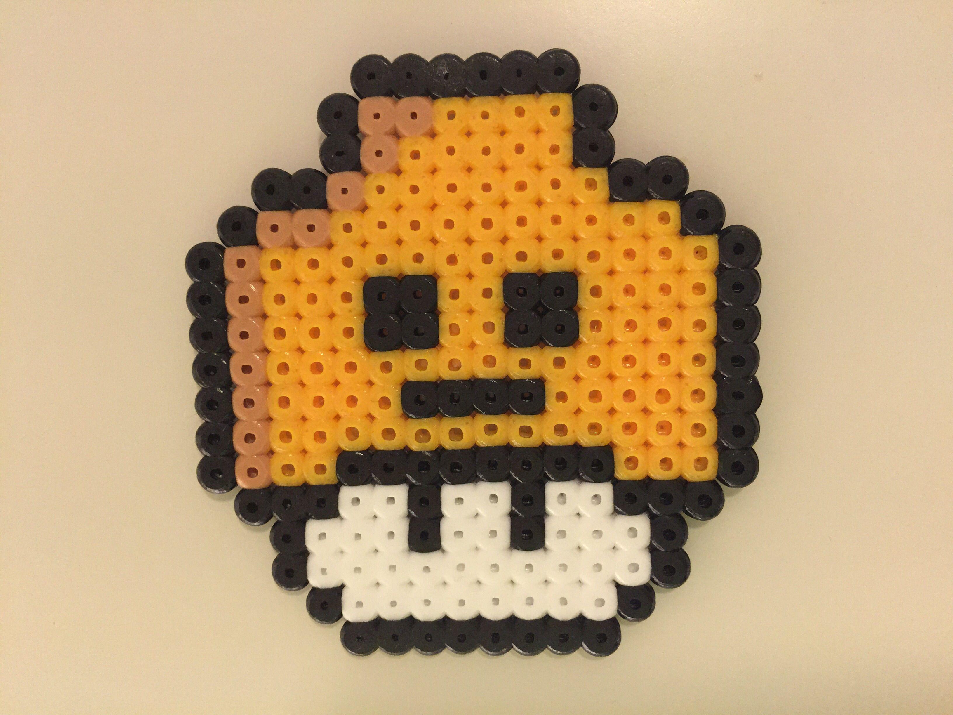 perler bead mushroom Lego - by Bjrnbr | mushroom | Pinterest | Setas ...